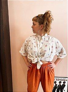 Camisa Vintage Summer Viveleroá  (Veste M e G)