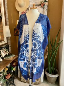 Kimono Bogotá Bershka (G)