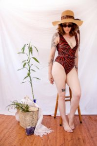 Maiô Madonna Safari