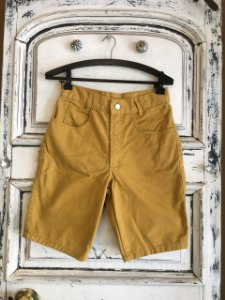Bermuda Jeans Mostarda (42)