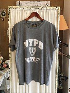 Camiseta NYPD (G)