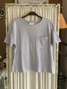 Camiseta listrada Zara (M)