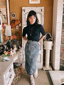Saia Jeans vintage Hamuche (38/40)