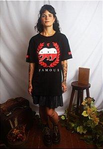 Camiseta Famous (G)