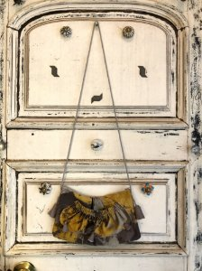 Bolsa tiracolo costumizada
