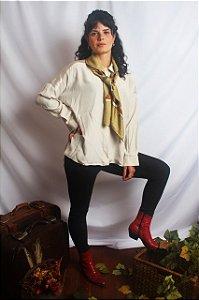 Calça Jeans Preta Zara Trafaluc (40)