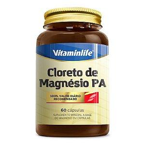 Cloreto de Magnésio P.A. - 60 cápsulas