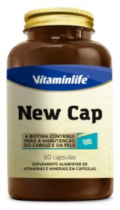 New Cap - 60 cápsulas