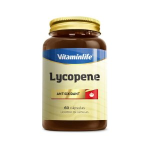 Lycopene Antioxidant - 60 cápsulas