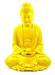 Buda meditando 20cm - escolha a cor