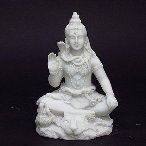Shiva sentado