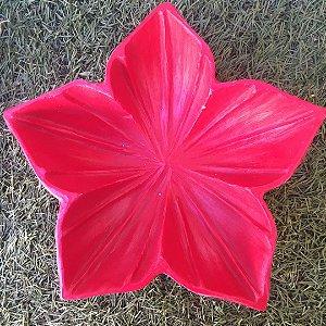 Pote flor - escolha a cor
