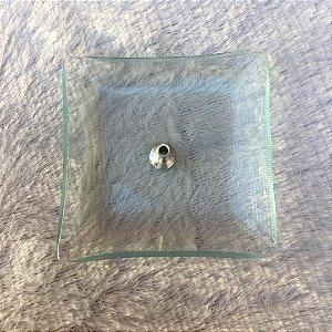 Incensário quadrado clean