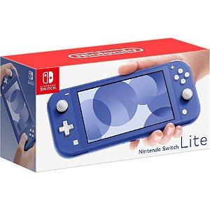 Console Nintendo Switch Lite Blue Royal - Nintendo