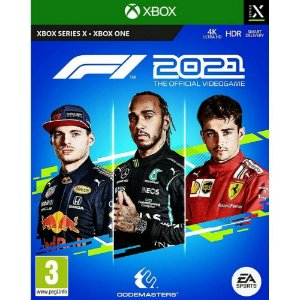 Game F1 2021 - Xbox One/Series