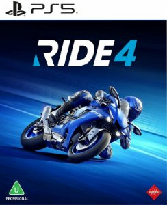 Game Ride 4 - PS5