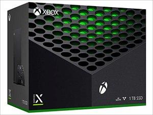 Console Xbox Series X 1Tb SSD - Nacional - Microsoft (Seminovo)