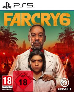 GAME FAR CRY 6 - PS5