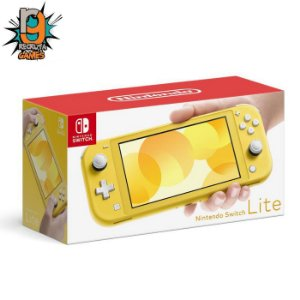 Console Nintendo switch Lite Yellow - Nintendo