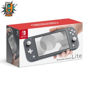 Console Nintendo switch Lite Gray - Nintendo