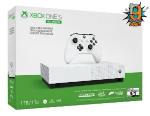 Console Xbox One 1Tb All Digital - Microsoft