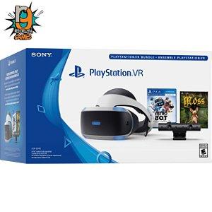 Console Playstation VR Astro Boy + Moss ZREV 02 - Sony