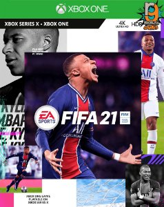 Game FIFA 21 - Xbox One