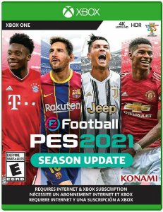 Game PES 2021 Season Update - Xbox One