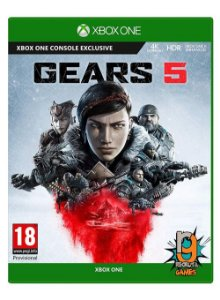 Game Gears Of War V - Xbox One