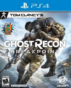 Game Ghost Recon Breakpoint - PS4