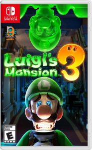 Game Luigi Mansion 3 - Switch