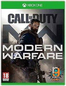 Game COD Modern Warfare - Xbox One