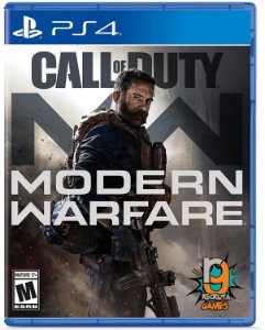 Game COD Modern Warfare - PS4