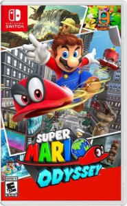 Game Super Mario Odyssey - Switch