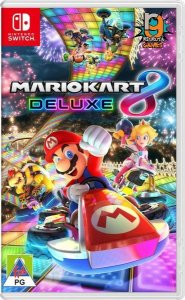 Game Mario Kart 8 Deluxe - Switch