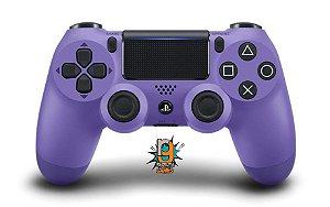 Controle DualShock 4 Sem fio para PS4 Electric Purple - Sony