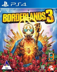 Game Borderlands 3 - PS4