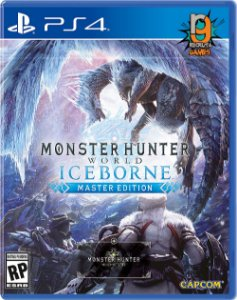 Game Monster Hunter Icebourne - PS4