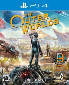Game Outer Worlds - PS4