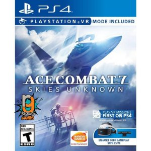 Game Ace Combat 7 Skies Unknown - PS4/VR