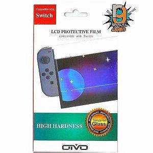 Película Protetora Vidro Temperado Nintendo Switch