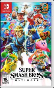 Game Super Smash Bros Ultimate - Switch