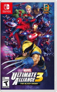 Game Mavel Ultimate Alliance 3 - Switch