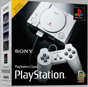 Console Playstation Classic Mini - Sony