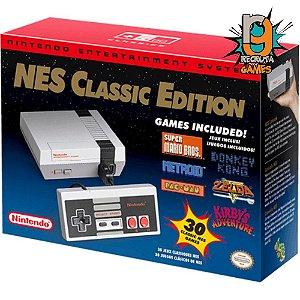 Console Nes Classic Mini - Nintendo