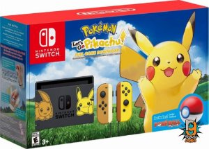 Console Nintendo Switch 32Gb Bundle Pikachu - Nintendo