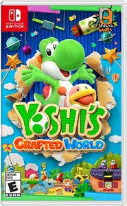 Game Yoshi Crafted World - Switch