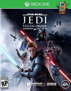 Game Star Wars Jedi Fallen Order - Xbox One
