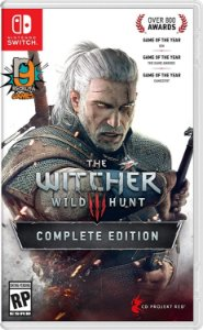 Game The Witcher 3 Wild Hunt Complete Edition - Switch