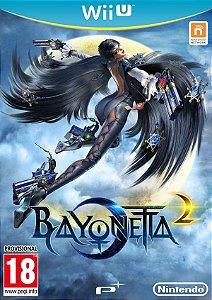 Game Bayonetta 2 Seminovo - Nintendo Wii U